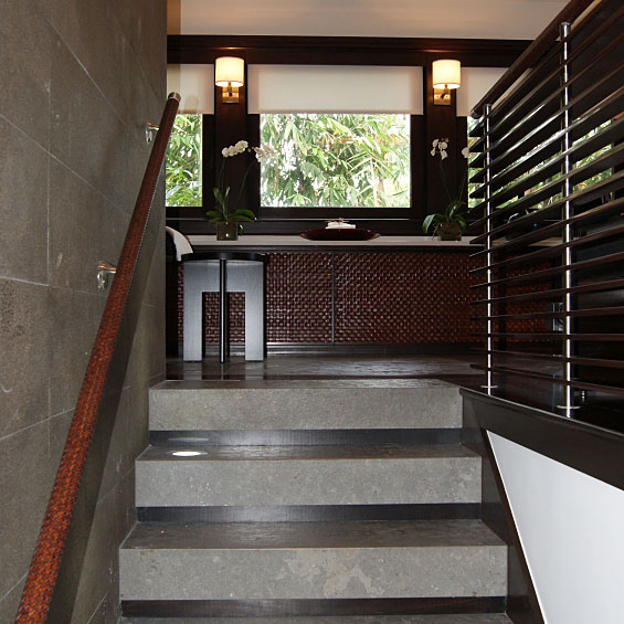 OSHER ADDITION STAIRS